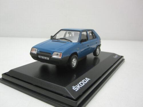 Skoda_Favorit_136L_1988_ abr143abs-708_Jagersma_Miniaturen_Modelauto's