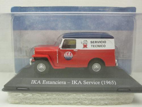 IKA_Estanciera_Service_1965_ikaEstanciera65_Jagersma_Miniaturen_Modelauto's