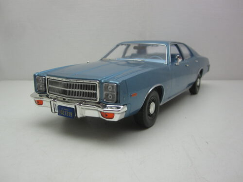 Plymouth_Fury_Detective_R._Junkins_Christine_1977_gl19082_Jagersma_Miniaturen_Modelauto's