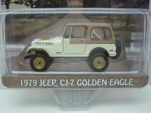 Jeep_CJ-7_Dixie_Golden_Eagle_Dukes_of_Hazzard_1979_gl30175_Jagersma_Miniaturen_Modelauto's
