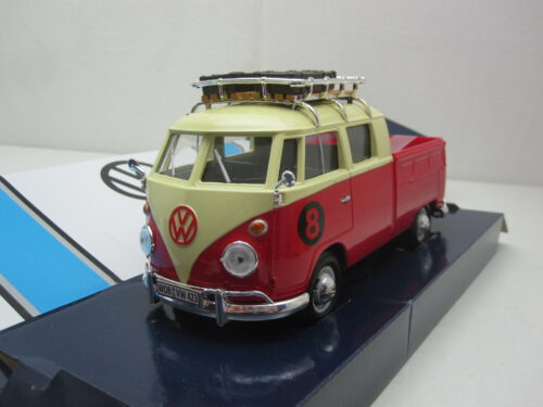 Volkswagen_VW_T1_Samba_transporter_Doka_Pick_Up_#8_dubbele_cabine_1960_mmax79582lyr_Jagersma_Miniaturen_Modelauto's