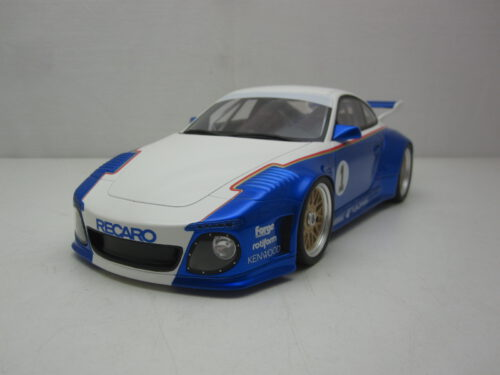 Porsche_911_997_Old_New_bodykit_2010_gt797_Jagersma_Miniaturen_Modelauto's