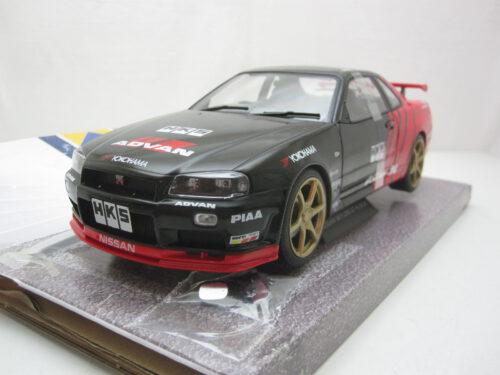 Nissan_Skyline_R34_GTR_Drift_Evocation_1999_soli1804302_Jagersma_Miniaturen_Modelauto's