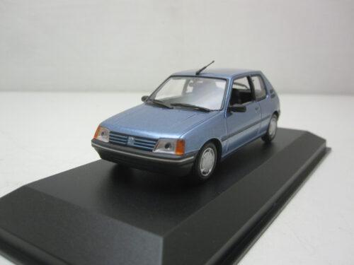Peugeot_205_3-deurs_1990_mxc940112370_Jagersma_Miniaturen_Modelauto's