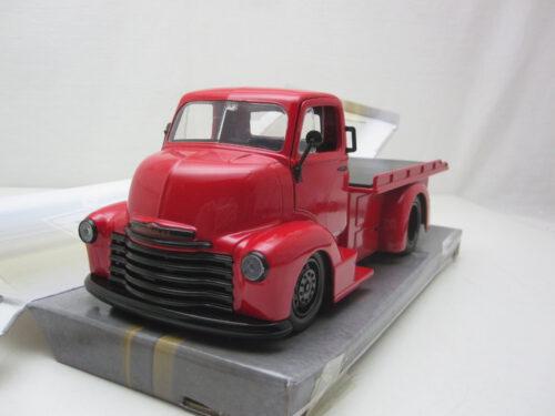 Chevrolet_COE_Flatbed_1952_jada97048r_Jagersma_Miniaturen_Modelauto's