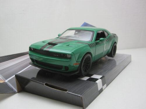 Dodge_Challenger_SRT_HellCat_2018_mmax73786gn_Jagersma_Miniaturen_Modelauto's