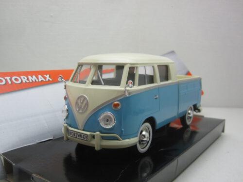 Volkswagen_VW_T1_Transporter_Doka_Pick_Up_1960_mmax79343crlb_Jagersma_Miniaturen_Modelauto's
