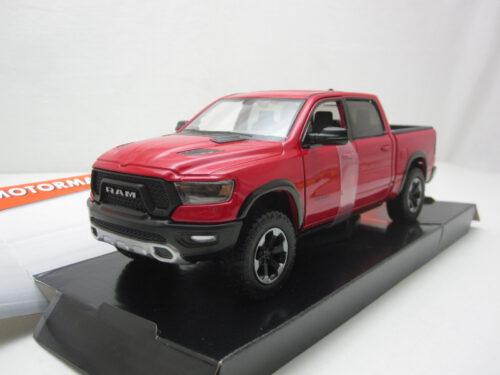 Dodge_Ram_1500_Crewcab_Rebel_2019_mmax79358r_Jagersma_Miniaturen_Modelauto's