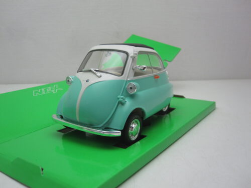 BMW_Isetta_met_kofferrekje_1956_wly24096whgr_Jagersma_Miniaturen_Modelauto's