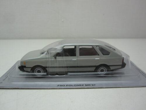 FSO_Polonez_1987_fsopol87_Jagersma_Miniaturen_Modelauto's