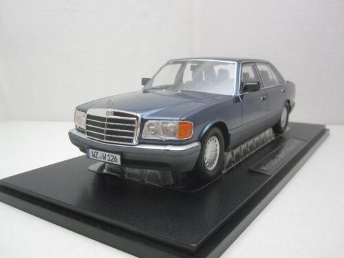 Mercedes-Benz_w126_560SEL_1985_iscale1180060_Jagersma_Miniaturen_Modelauto's
