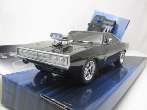 Dom's_Dodge_Charger_R/T_F&F_1970_jada97584_Jagersma_Miniaturen_Modelauto's