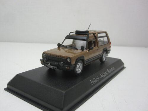 Talbot_Matra_Rancho_1980_nor574111_Jagersma_Miniaturen_Modelauto's