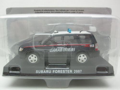 Subaru_Forester_Carabinieri_2007_SubForester07cara_Jagersma_Miniaturen_Modelauto's