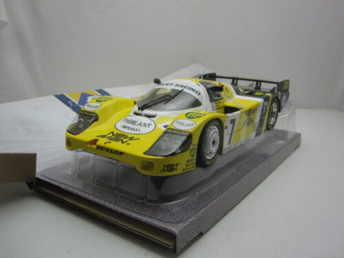 Porsche_956LH_#7_Winner_Le_Mans_Pescarolo_Ludwig_Johansson_1984_soli1805502_Jagersma_Miniaturen_Modelauto's