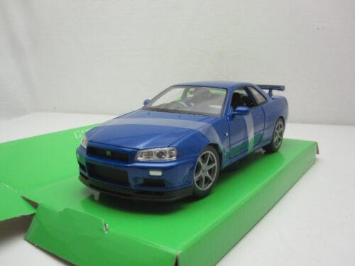 Nissan_Skyline_GT-R_R34_2000_wly24108w.b_Jagersma_Miniaturen_Modelauto's