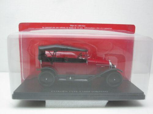 Citroën_Type_A_10HP_Torpedo_1920_G111V010_Jagersma_Miniaturen_Modelauto's