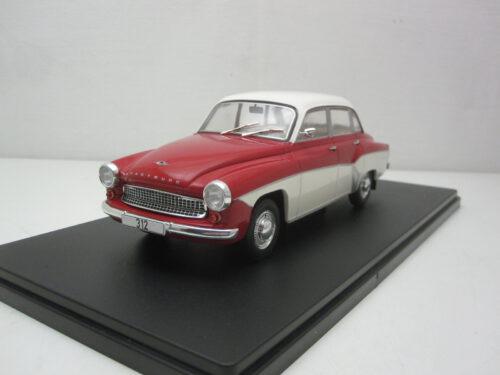 Wartburg_312_sedan_1966_wb154059_Jagersma_Miniaturen_Modelauto's