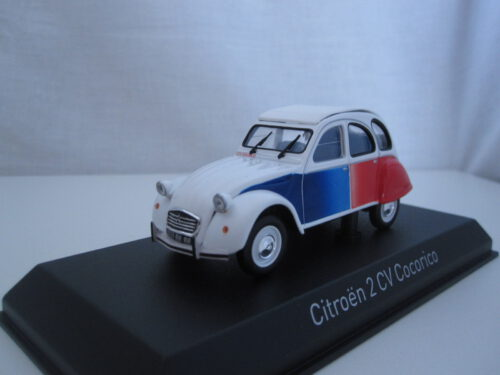 Citroën_2CV_Cocorico_1986_nor151329_Jagersma_Miniaturen_Modelauto's