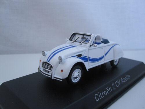 Citroën_2CV_Cabriolet_Azelle_1990_nor150093_Jagersma_Miniaturen_Modelauto's