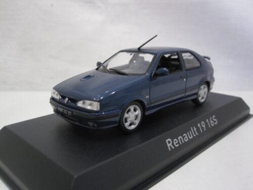 Renault_19_16S_1992_nor511907_Jagersma_Miniaturen_Modelauto's