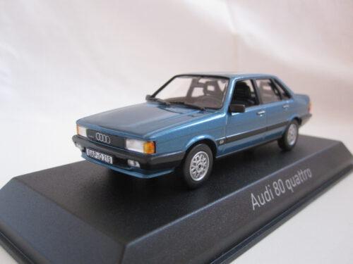 Audi_80_GTE_Quattro_1985_nor830027_Jagersma_Miniaturen_Modelauto's