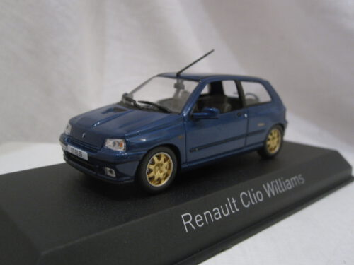 Renault_Clio_Williams_1996_nor517521_Jagersma_Miniaturen_Modelauto's