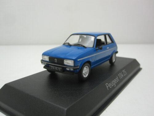 Peugeot_104_ZS_1979_nor471404_Jagersma_Miniaturen_Modelauto's