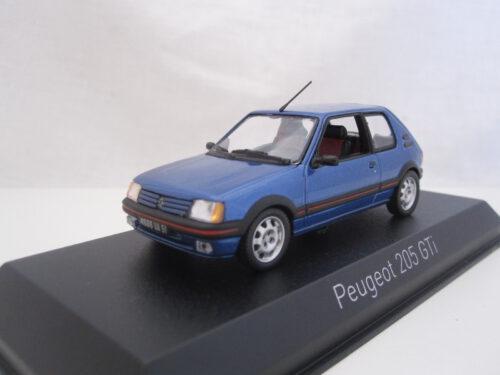 Peugeot_205_GTi_1900_1992_nor417704_Jagersma_Miniaturen_Modelauto's
