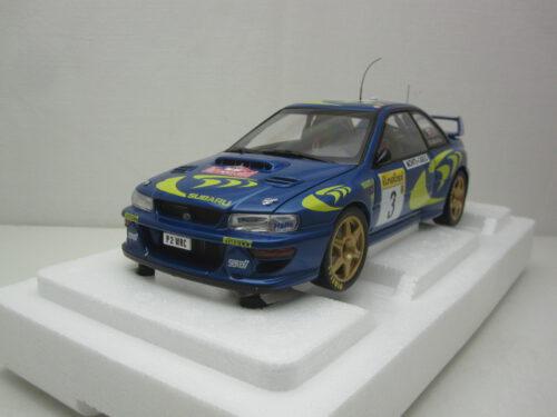 Subaru_Impreza_WRC_#3_MCR_Monte_Carlo_Rally_C._McCrae_N._Christ_1997_autoart89790_Jagersma_Miniaturen_Modelauto's