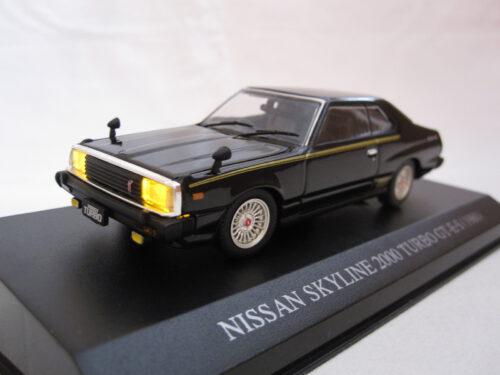 Nissan_Skyline_2000_Turbo_GT-E.S_1980_dism14110_Jagersma_Miniaturen_Modelauto's
