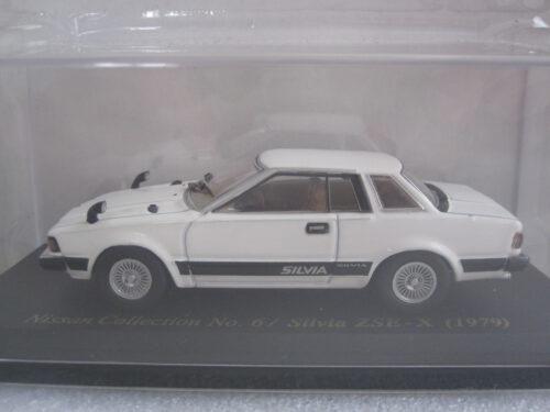 Nissan_Silvia_ZSE-X_1979_atlnissil79w_Jagersma_Miniaturen_Modelauto's