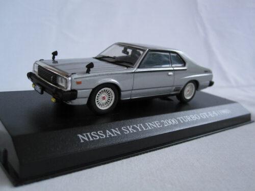 Nissan_Skyline_2000_Turbo_GT-E.S_1980_dism14112_Jagersma_Miniaturen_Modelauto's