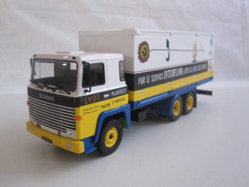 Scania_140_V8_Interflora_1974_alt170590_Jagersma_Miniaturen_Modelauto's
