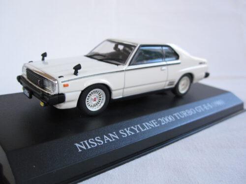 Nissan_Skyline_2000_Turbo_GT-E.S_1980_dism14111_Jagersma_Miniaturen_Modelauto's