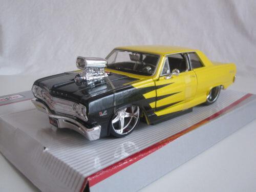 Chevrolet_Malibu_SS_1965_mai31138ybk_Jagersma_Miniaturen_Modelauto's