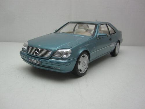 Mercedes-Benz_C140_w140_CL600_1997_nor183448_Jagersma_Miniaturen_Modelauto's