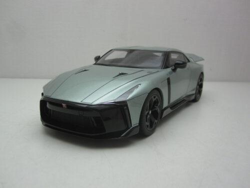 Nissan_GTR_R50_2021_GT284_Jagersma_Miniaturen_Modelauto's