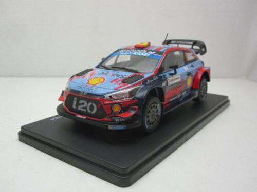 Hyundai_i20_Coupé_WRC_#6_Rally_Sardegna_D._Sordo_C._Del_Barrio_2019_mag24rai20_Jagersma_Miniaturen_Modelauto's