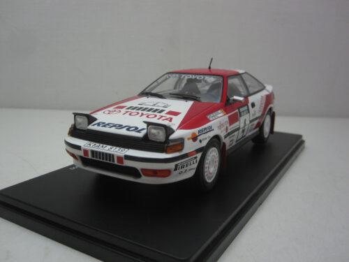 Toyota_Celica_GT-4_#4_1000_Lakes_Rally_1990_mag24raCelica_Jagersma_Miniaturen_Modelauto's