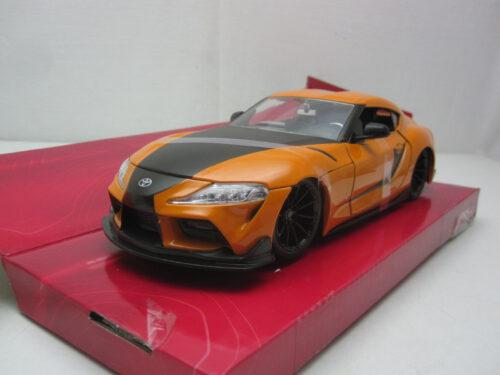 Han's Toyota_GR_Supra_F&F_F9_Fast_and_Furious_2020_jada32097_Jagersma_Miniaturen_Modelauto's