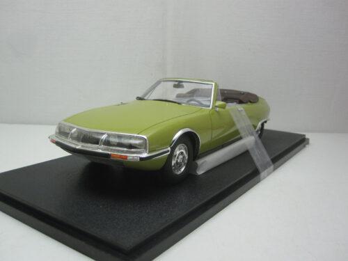 Citroën_SM_MyLord_Convertible_Chapron_1971_cml058-2_Jagersma_Miniaturen_Modelauto's