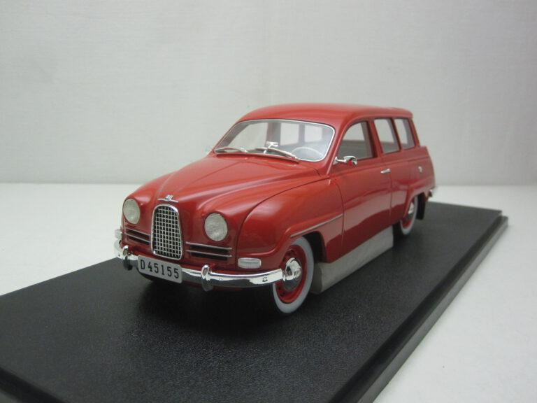 Saab_95_1963_cml009-2_Jagersma_Miniaturen_Modelauto's